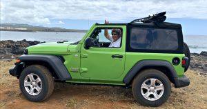 Mark Jeep