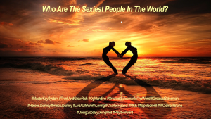 who are the sexiest people in the world